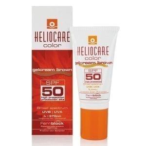 Heliocare Gel Cream Colour Brown