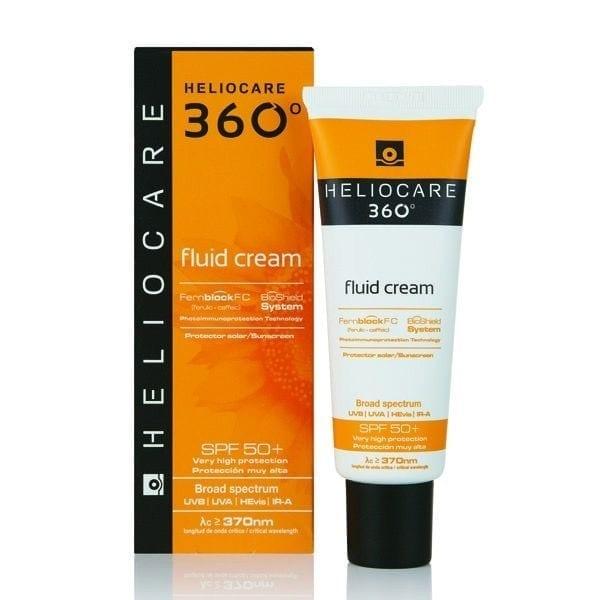 Heliocare 360 Fluid Cream SPF 50
