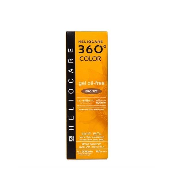 Heliocare 360 Gel oil free Bronze