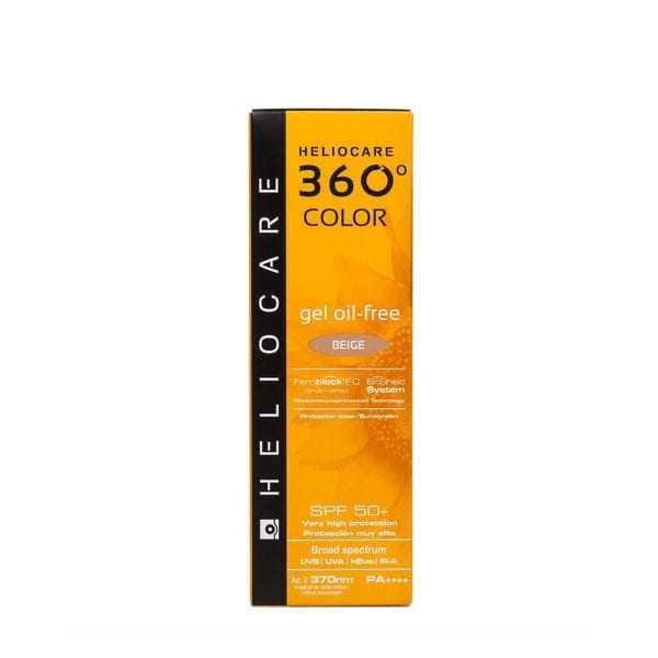 Heliocare 360 Gel oil free Beige