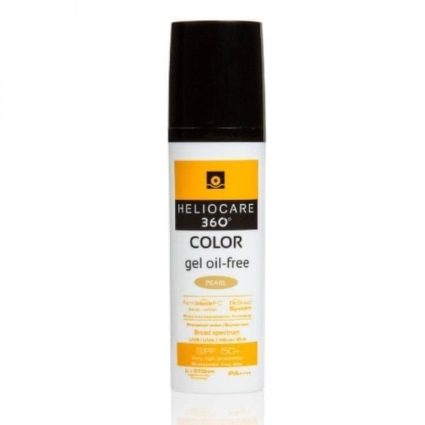Heliocare 360 Gel oil free pearl