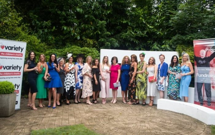 Over £10,500 Raised at The Royal Ascot Ladies Day Experience