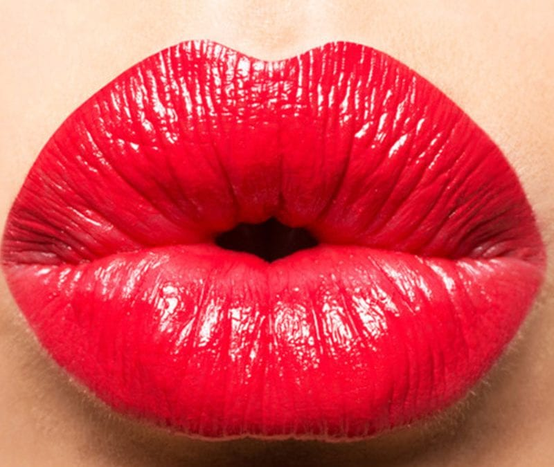 Are Your Lips Ready for Their Mistletoe Moment?