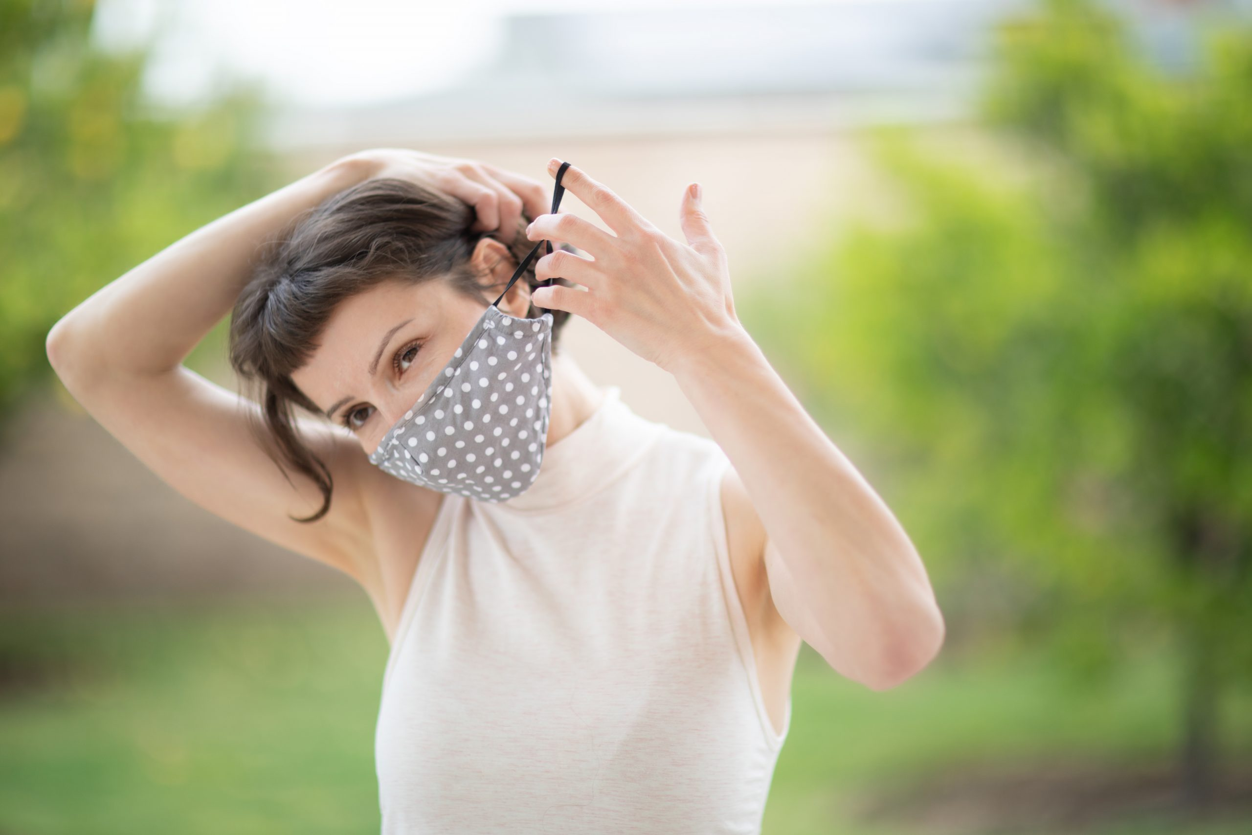 IS YOUR FACE MASK CAUSING YOUR SKIN PROBLEMS?